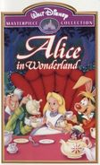 Alice in Wonderland (1986-1999 VHS)