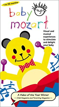 Baby Mozart (1998-2004 VHS)
