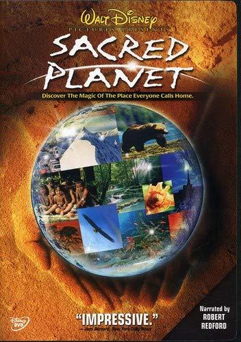 Sacred Planet (2005 DVD)