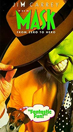 The Mask (1995-2001 VHS)