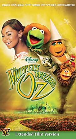 The Muppets Wizard of Oz (2005 DVD/VHS)