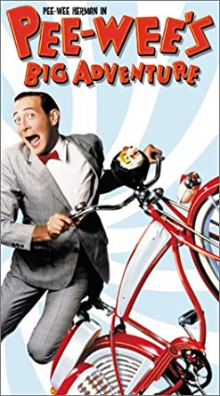 Pee-Wee's Big Adventure (1986-2000 VHS)