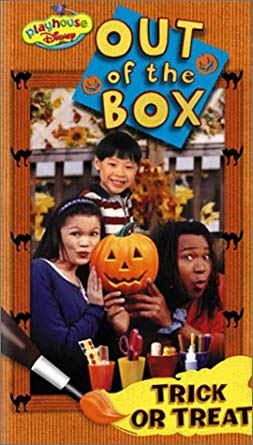 Out of the Box: Trick or Treat (VHS)