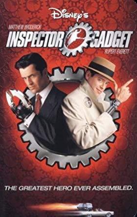 Inspector Gadget (VHS/DVD)