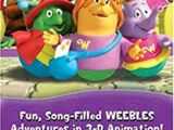 Weebles: Welcome to Weebleville (2005 VHS)