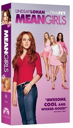 Mean Girls (2004 VHS)