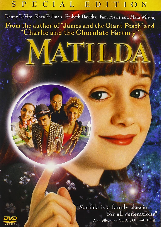 Matilda (2005 DVD)