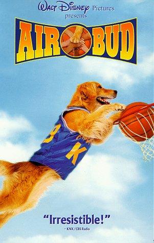 Air Bud (1997 VHS)