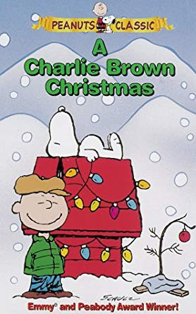 Peanuts: A Charlie Brown Christmas (1994-1996 VHS)