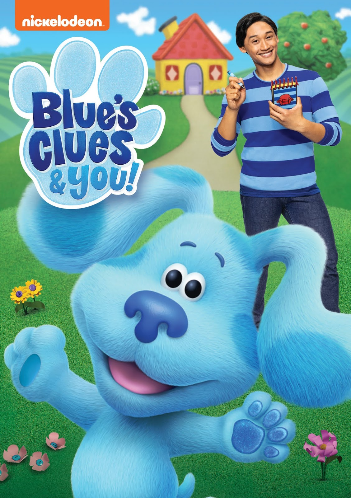 Blue's Clues & You!: Volume 1 (2020 DVD)