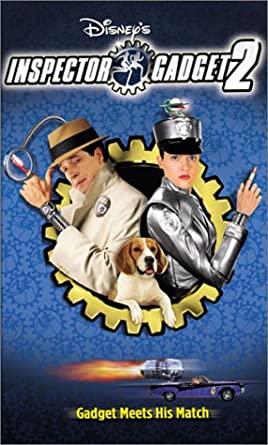 Inspector Gadget 2 (2003 VHS)