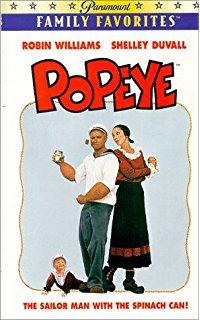 Popeye (1996 VHS)