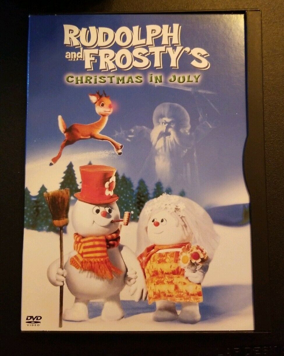 Rudolph & Frosty's Christmas in July (2004 DVD)