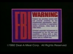 Deal-a-Meal Corp. (Warning 4)