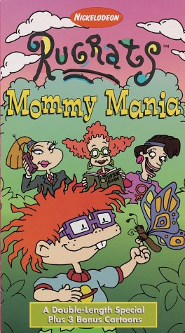 Rugrats: Mommy Mania (1998 VHS)