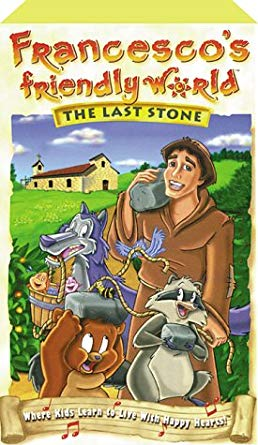 Francesco's Friendly World: The Last Stone (1996/1997 VHS)