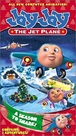 Jay Jay the Jet Plane: A Season To Share! (2002 VHS)