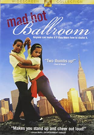 Mad Hot Ballroom (2005 DVD)