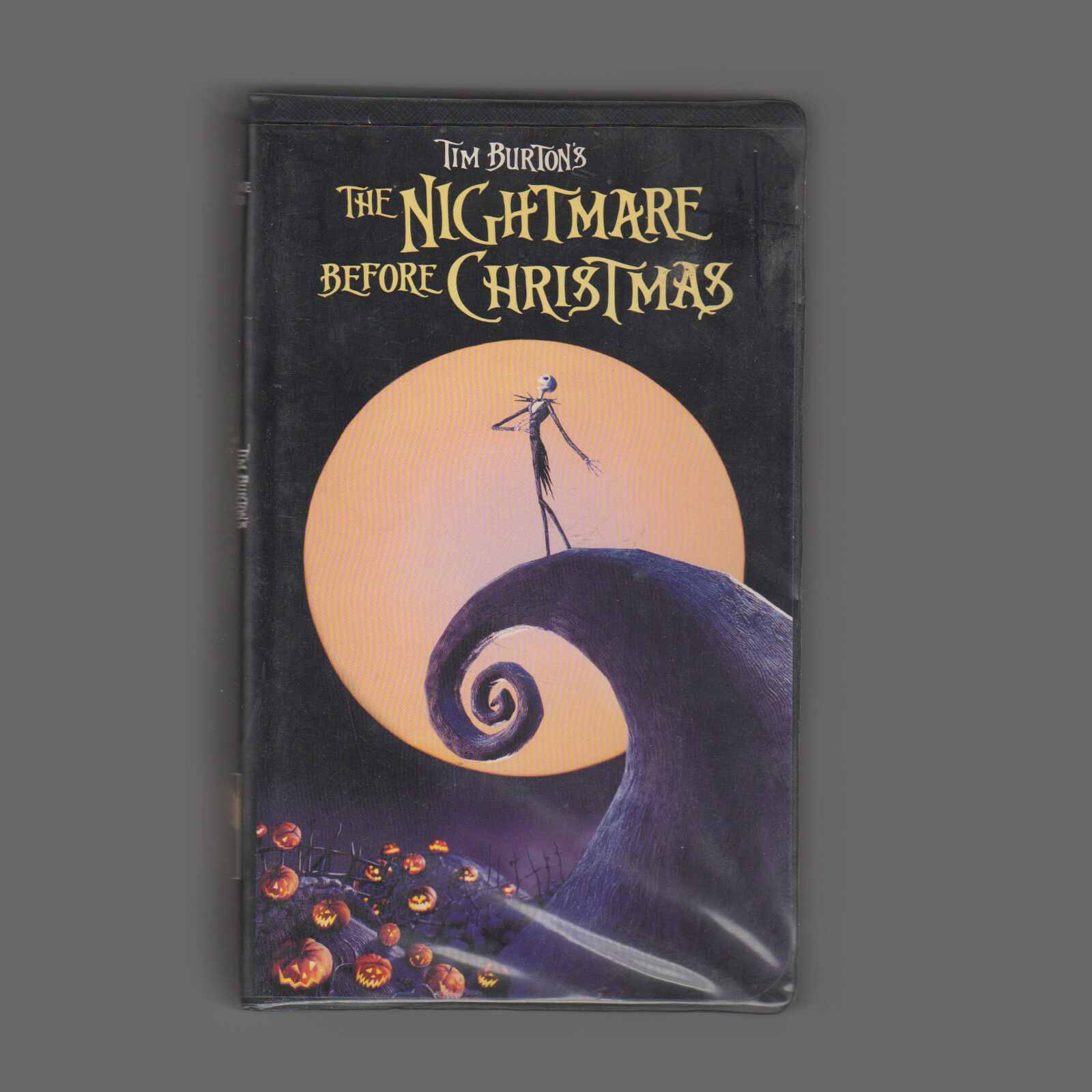 The Nightmare Before Christmas (1994 VHS)