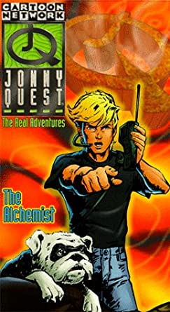 Jonny Quest: The Real Adventures: The Alchemist (1996 VHS)
