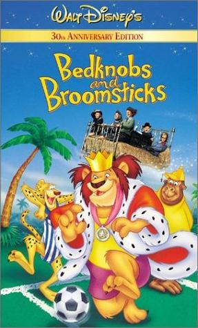 Bedknobs and Broomsticks: 30th Anniversary Edition (VHS/DVD)