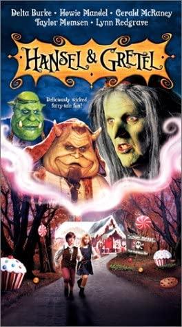 Hansel & Gretel (2003 VHS)