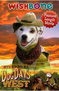 Wishbone's Dog Days of the West (1998 VHS)