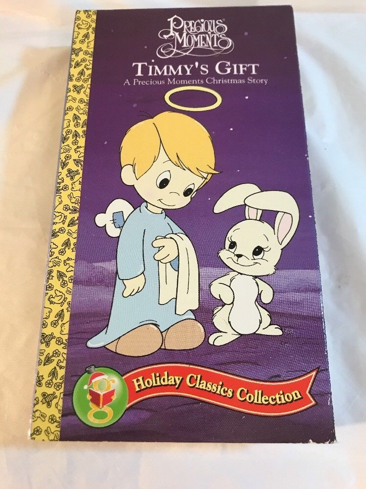 Precious Moments: Timmy's Gift (Golden Books Family Entertainment)