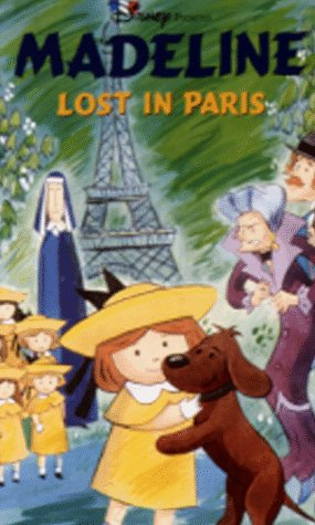 Madeline: Lost in Paris (1999 VHS)