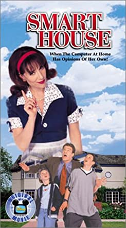 Smart House (2000 VHS)