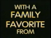 With A Family Favorite From title card.jpg