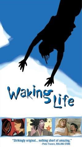 Waking Life (2002 VHS)