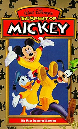 The Spirit of Mickey (1998 VHS)