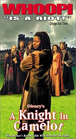A Knight in Camelot (1999-2001 VHS)