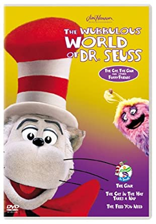 The Wubbulous World of Dr. Seuss: The Cat, the Gink & Other Furry Friends (2005 DVD)