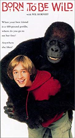 Born to Be Wild (1995-2000 VHS)