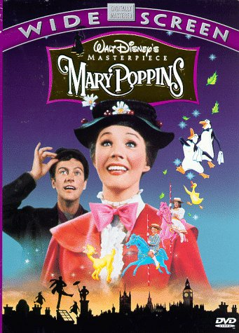 Mary Poppins (1997-1999 VHS/DVD)
