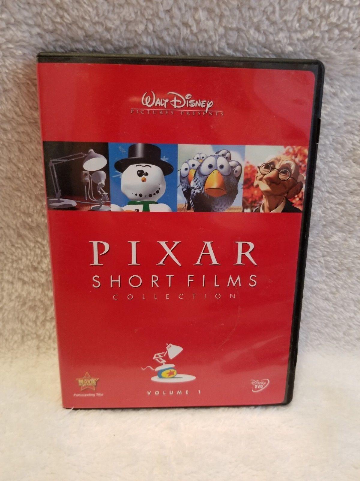 Pixar Short Films Collection Volume 1 (2007 DVD)