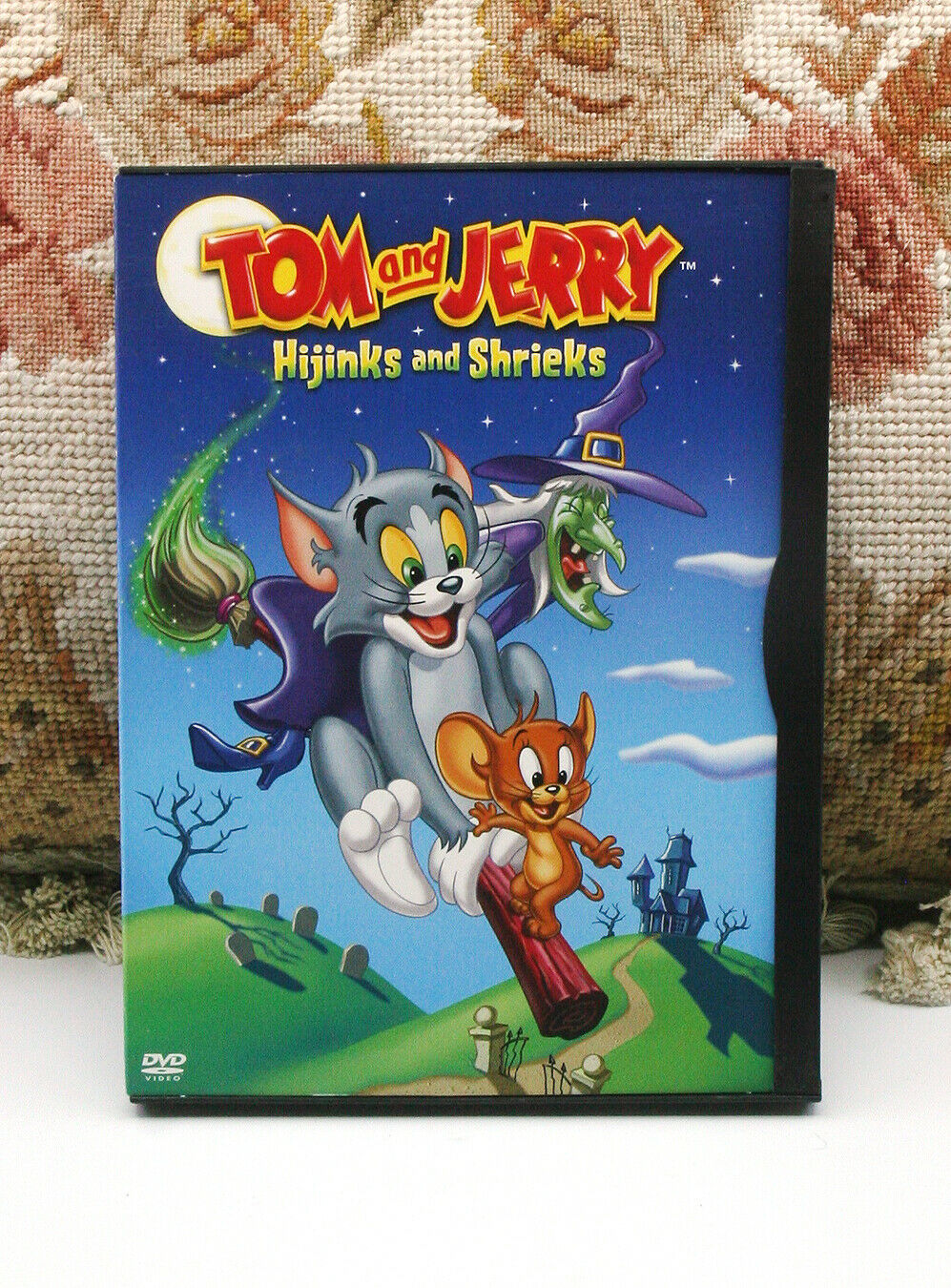 Tom and Jerry: Hijinks and Shrieks (2003 DVD)