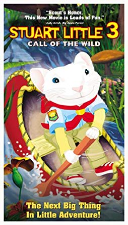 Stuart Little 3 (2006 VHS)