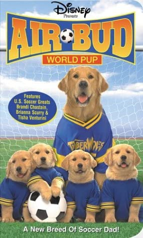 Air Bud World Pup (VHS/DVD)