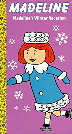 Madeline: Madeline's Winter Vacation (Golden Books Family Entertainment)