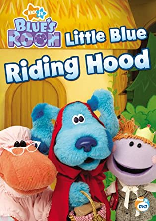 Blue's Room: Little Blue Riding Hood (2007 DVD)