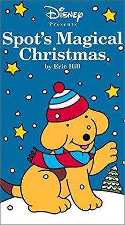 Spot's Magical Christmas (1995-2000 VHS)