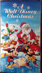 A Walt Disney Christmas (1990-2001 VHS)