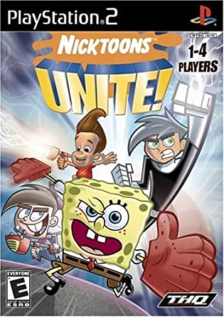 Nicktoons Unite! (2005 Video Game)