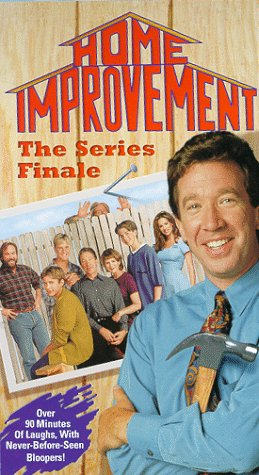 Home Improvement: The Series Finale (1999 VHS)