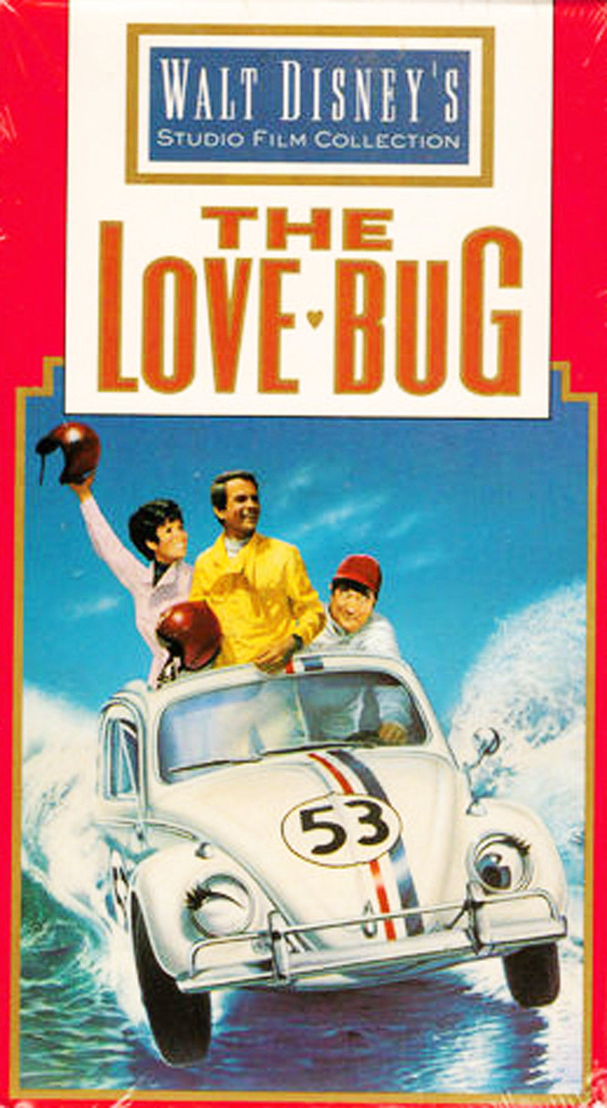 The Love Bug (1991-1997 VHS)
