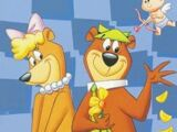 Yogi Bear: Love Bugged Bear (1997-2000 VHS)