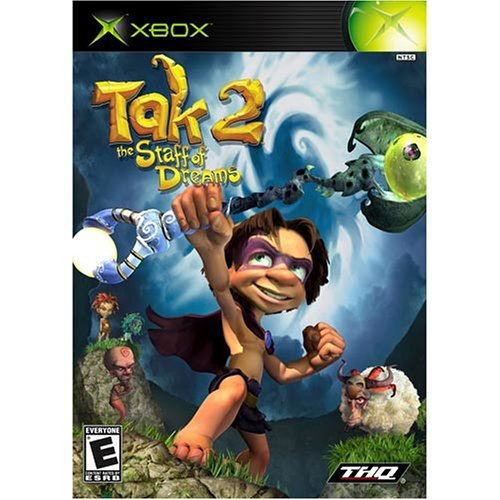 Tak 2: The Staff of Dreams (2004 Video Game)